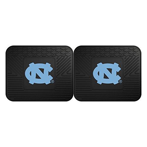 FANMATS 12274 University of North Carolina - Chapel Hill Utility Mat - 2 Piece,Team Color,14x17