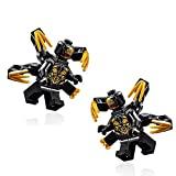LEGO Super Heroes Avengers Endgame Minifigure - Outrider 2 Pack (with Extended Claws) 76123
