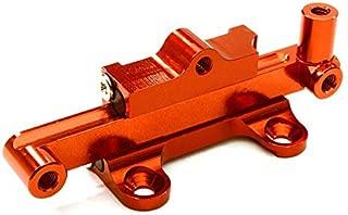 Integy RC Model Hop-ups C26957RED Billet Machined Steering Rack & Bar for Vaterra Twin Hammers 1.9 Rock Racer