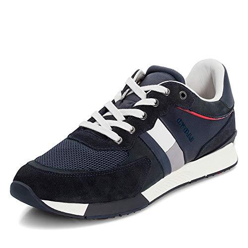 LLOYD Herren Egan Sneaker, Blau (Navy 8), 43 EU