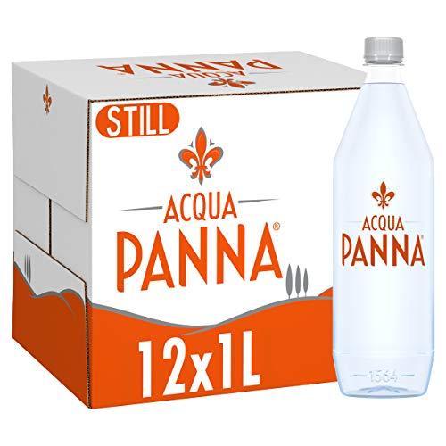 Acqua Panna Naturale Acqua Minerale Naturale, 12 x 1L