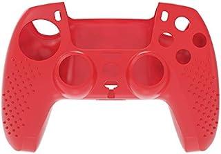 JSLING Capa de silicone para controle de PS5 Capa protetora de borracha antiderrapante macia para controle sem fio PlaySta...