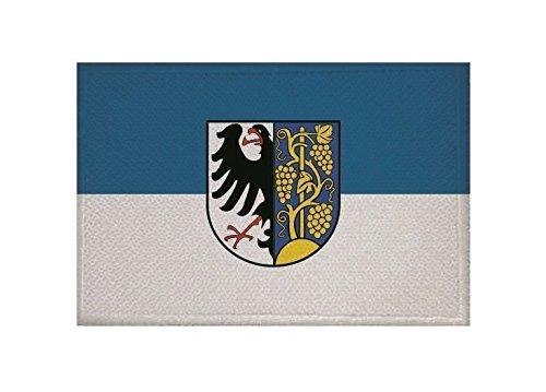 U24 Aufnäher Weinsberg Fahne Flagge Aufbügler Patch 9 x 6 cm