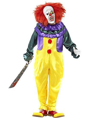 Déguisement de Clown Monstrueux Taille XL