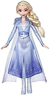 Hasbro Disney Frozen Elsa Fashion Doll with Long Blonde Hair and Blue Outfit Inspired by Frozen 2 - Toy for Kids 3 Years Old and Up (B07MJH9675) | Amazon price tracker / tracking, Amazon price history charts, Amazon price watches, Amazon price drop alerts