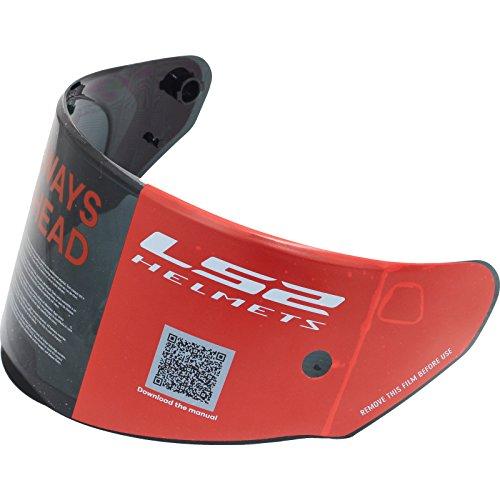 800320VI11 - LS2 FF320/FF353 Visor Smoke [Tinted] (800012611)
