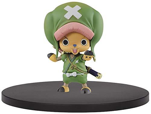 Banpresto - Figurine One Piece - Chopper DXF Grandline Men Wanokuni Vol 7 8cm - 4983164165227