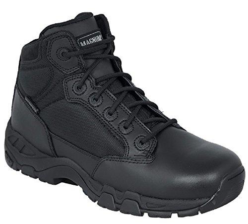 Magnum Viper Pro 5.0 Leather WP Einsatzstiefel für Militär und Polizei-Einheiten sowie Security langlebiges, Robustes Leder, strapazierfähig, wasserdicht und atmungsaktiv, Stiefel Größe 41