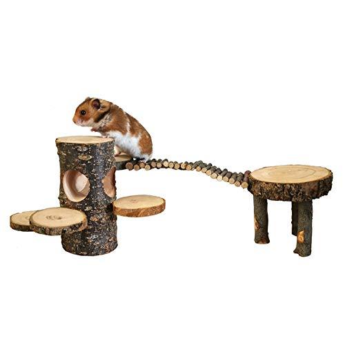 Hamster Hamster Spielzeug Holz Hamster Hamster Haus Holz Hamster Spielzeug Hamster Klettern Spielzeug Kaninchen Spielzeug Hamster Hideout