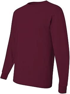 Jerzees 50/50 Cotton Poly Long Sleeve T-Shirt. 29LS