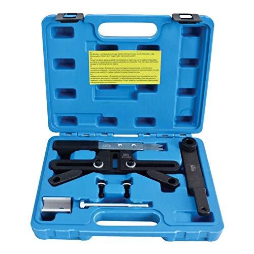 Satra Schwungrad Blockierwerkzeug Set Kurbelwelle-Riemenscheibe passend für BMW M47 M57 M67 N45 N46 W17