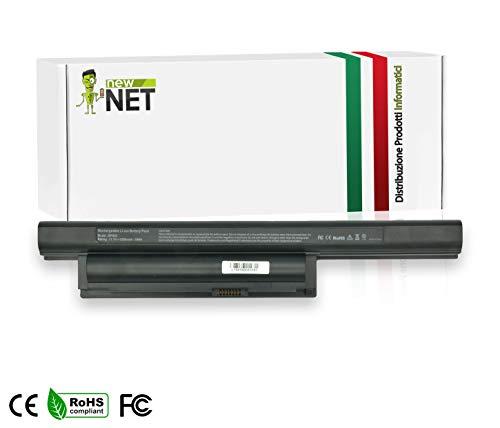New Net 5200mAh Laptop Battery for Sony Vaio VPC-EB38FJ/P VPC-EB38FJ/W VPC-EB39FJ/B VPC-EB39FJ/L VPC-EB39FJ/P VPC-EB39FJ/W VPC-EB3AFJ VPC-EB3AGG/BI VPC-EB3AGJ VPC-EB3AGJA
