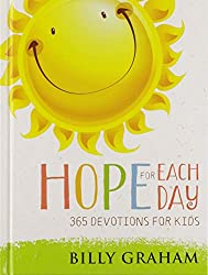 Hope for Each Day Billy Graham (AFFILIATE)