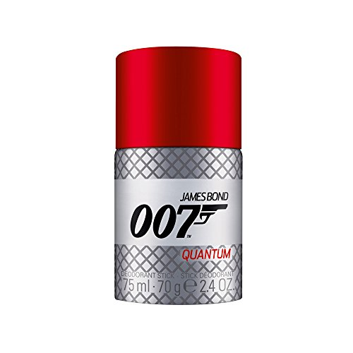 James Bond 007 Quantum Deodorant Stick, 75 ml