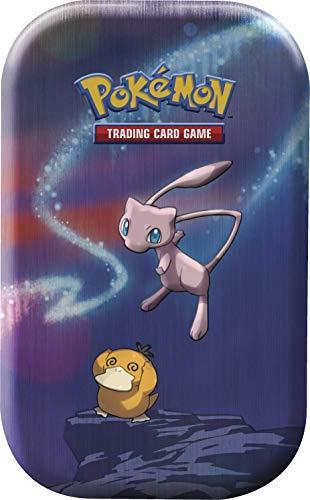 Unbekannt Pokemon - Kanto-Stärke Mini-Tin-Box - Enton & Mew - Deutsch
