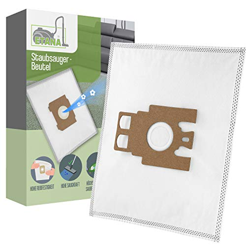 Etana Staubsauger-Beutel kompatibel mit Miele Gala - 10 Stück Staubbeutel inkl. Mikrofilter