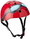 Kiddimoto Red Goggle