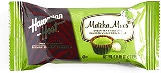 Hawaiian Host White Chocolate Matcha Macs Bar 8 oz each (4 Items Per Order, not per case)