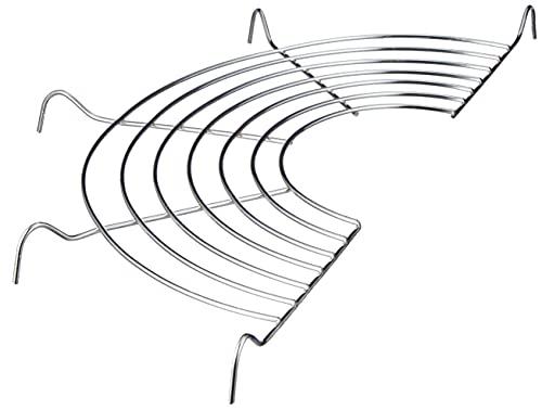 DE BUYER -3329.10 -grille inox pour wok ø 32 cm