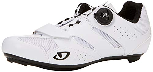 Giro Savix 17 Rennradschuhe Weiß, 49