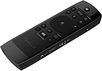 Azulle Lynk Multifunctional Remote Control – Universal Wireless Mouse Touchpad Windows Keyboard Backlit Microphone.