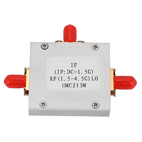 Passiver Mixer HMC213 Rauscharmes Diodenfrequenz-Umwandlungsmodul Doppelter symmetrischer Hochfrequenz-HF-Mixer