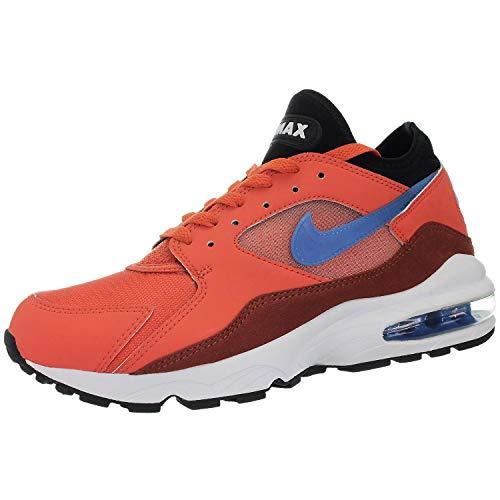Nike Air MAX 93, Zapatillas para Hombre, Multicolor (Vintage Coral/Blue Nebula/Marosc Stone 001), 41 EU