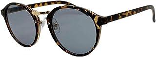 フェイストリックグラッシーズ Face サングラス UVカット ファッション小物マストアイテム ライトカラーサングラスボストン型 H5112L