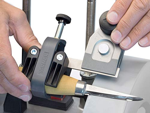 TORMEK SVM-00 - Vorrichtung zum Schleifen kleiner schmaler Messer (nur mit SVM-45 möglich)