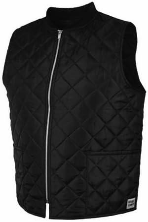 Work King Men's Quilted Freezer Vest