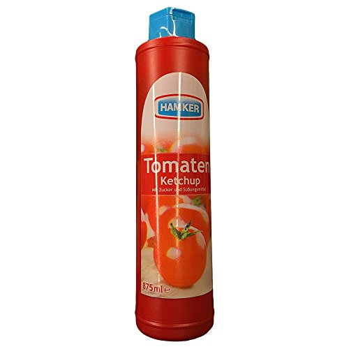 Hamker Tomaten Ketchup 875ml