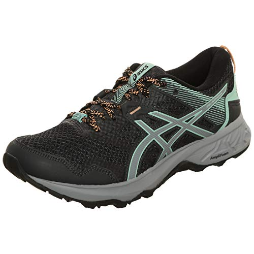 Asics Damen Gel-Sonoma 5 Running Shoe, Graphite Grey/Sheet Rock, 39.5 EU