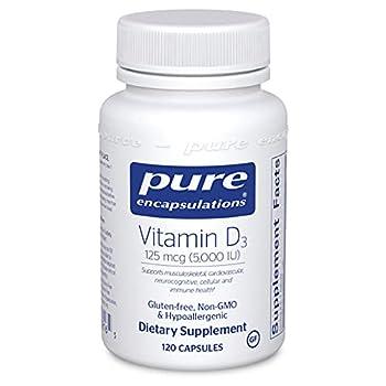 vitamin d pure encapsulation