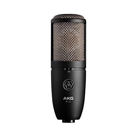 AKG Project Studio Line コンデンサーマイク ブラックボディ P420 【国内正規品】