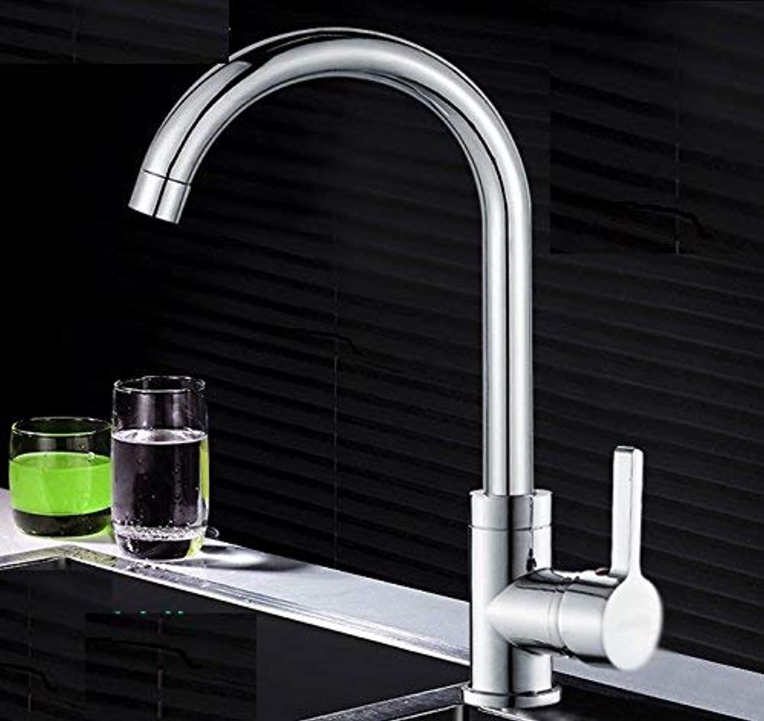 CFHJN HOME Mixer Water Tap kitchen stainless steel Hot and cold