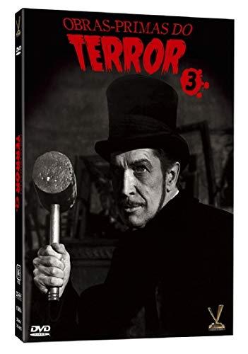 Obras-Primas Do Terror Volume 3