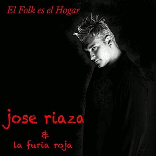 Jose Riaza & La Furia Roja