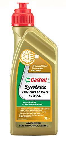Castrol - Huile De Boite De Vitesses Auto Castrol Syntrax Universal Plus 75W90 1L