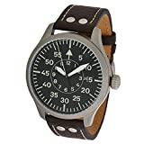 Aristo 3H108 - Armbanduhr Lederband braun