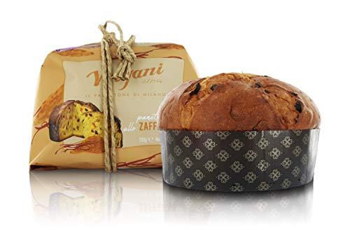 Vergani Panettone Gourmet al azafrán - 750 gr