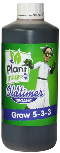 Plant Magic Oldtimer Engrais biologique 1 l