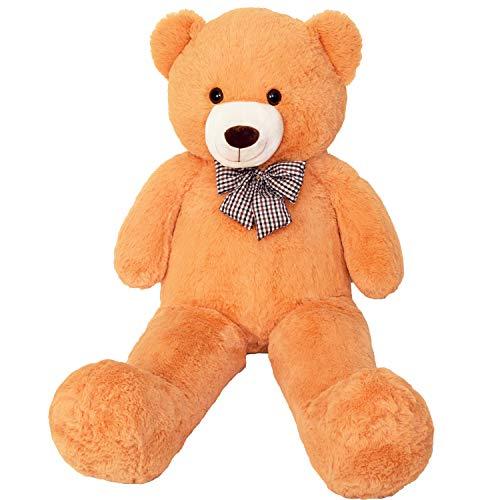 FSN Oso de Peluche Gigante Grande Teddy, 120cm Juguete de