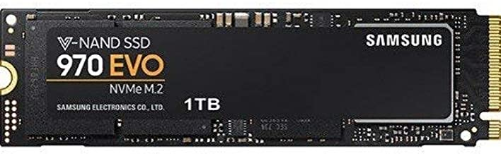 Samsung 970 EVO NVMe Series 1TB M.2 PCI-Express 3.0 x 4 Solid State Drive (V-NAND)