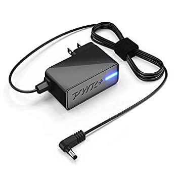 Power Adapter for Casio Keyboard AD-5 9V  UL Listed Extra Long Cord AD-5 AD-5MU AD-5MR WK-110 WK-200 LK-43 LK-100 LK-220 CTK-496 CTK-573 CTK-700 CTK-710 CTK-720 CTK-2100