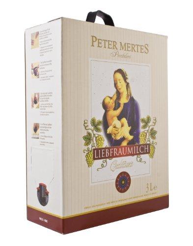4x PETER MERTES LIEBFRAUMILCH BAG IN BOX 3L Incl. Goodie von Flensburger Handel