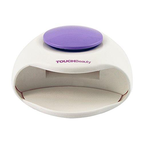 Beauty Touch Secador de Uñas UV, color Morado - 1 Pieza