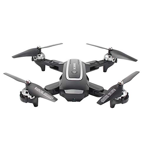 Fanuse HJ38 Posicionamiento Preciso AvióN Inteligente 2.4G con CáMara 1080Pwifi FotografíA Ultra Clara FotografíA AéRea Drone Negro