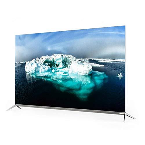 household products Smart TV Internet 4K, TV WiFi Ultrasottile Senza Bordi, Smart TV LCD HDR da 55 Pollici ad altissima Definizione, TV LCD a Schermo Intero OLED 178 °