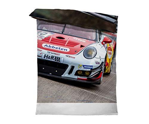 fotobar!style Bettbezug 135 x 200 cm Frikadelli Racing Team - Porsche 991 GT3R