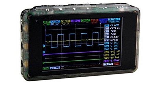 Gowe Nano Mini DSO Taschenformat Digital-Oszilloskop Kunststoff Shell